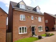Detached property in Bailey Drive, Mapperley ...