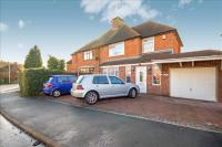 3 bedroom semi detached house for sale in Cartwright Drive, Oadby...