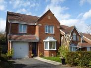 Detached property in Millennium Close...