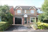 4 bedroom Detached house in The Oakbournes...