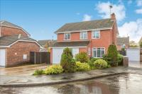 4 bed Detached house for sale in Glamis Close, Tempest...