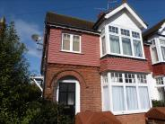 Flat for sale in Ripley Road, Worthing