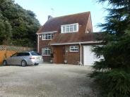 Detached house for sale in The Boulevard, Worthing