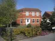 4 bed Detached property in Rowley Way, Sunnyside...