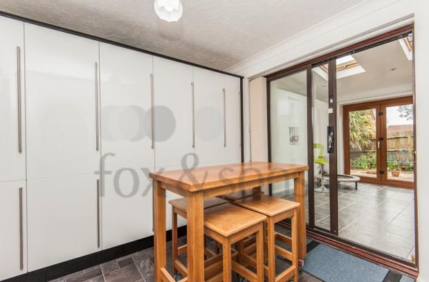 Breakfast Room/ Dining Room