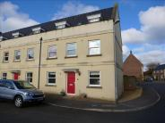 4 bedroom Terraced house for sale in Oak Drive, Crewkerne