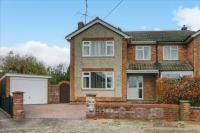 Castle Court semi detached property for sale