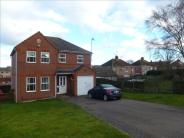 4 bedroom Detached house for sale in Barley Court, Rushden