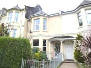 Terraced property for sale in Ford Hill, Stoke...