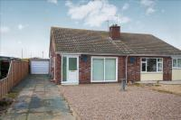 2 bedroom Semi-Detached Bungalow in The Fairway, Mablethorpe