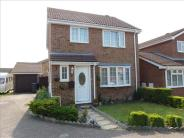 3 bedroom Detached house for sale in Lionel Hurst Close...