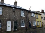 Terraced property in Cross Street, Sudbury