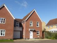 Link Detached House in Woodruff Road, Thetford