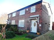 3 bed semi detached property in Park Lodge Lane...