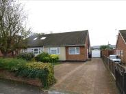 Semi-Detached Bungalow for sale in Homefield Road, Ware