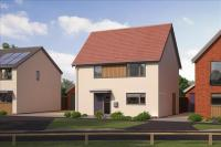 new home for sale in Norwich Road, Watton