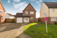 3 bed Detached property for sale in Edinburgh Close, Watton