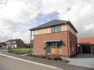 new house for sale in Norwich Road, Watton...