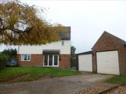 Detached house for sale in William Close, Watton