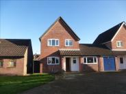 3 bed Detached home for sale in Edinburgh Close, Watton