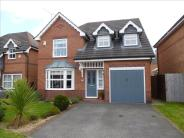 4 bedroom Detached house in Redwing Close, Gateford...