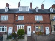 Terraced home for sale in Shireoaks Row, Shireoaks...