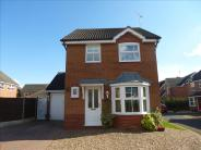 3 bed Detached property in Plover Dene, Gateford...