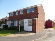 Kingfisher Close semi detached property for sale