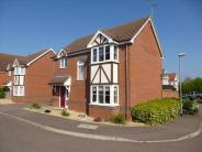 3 bedroom Detached house in Fleming Close, Yaxley...
