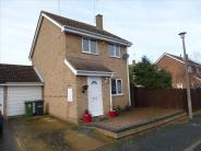 2 bedroom Detached house for sale in Orchard Close, Stilton...