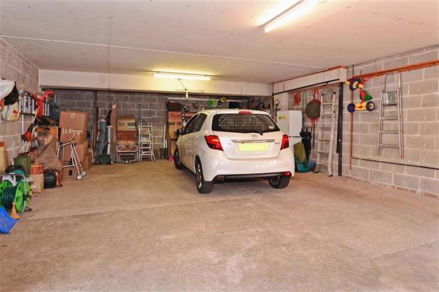 Shared Garage