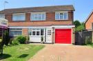 4 bed semi detached home in Millfield, Southwater...