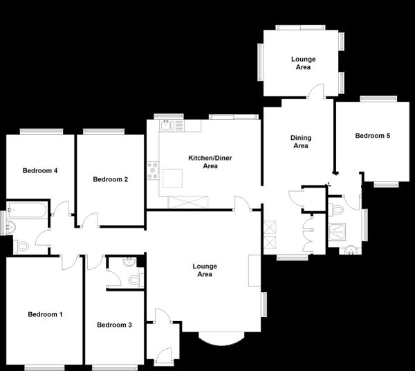 Split level/Ground Floor