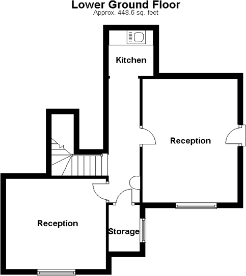 Lower Ground Floor plan