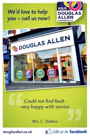 Douglas Allen, Dalstonbranch details