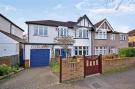semi detached house in Woodford Green, Essex