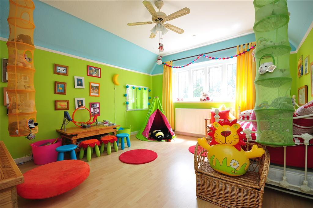 Green orange bedroom design ideas photos inspiration for Blue and green boys bedroom ideas