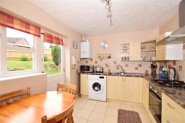 2 bedroom end of terrace house for sale in gorham drive for Terrace kitchen diner