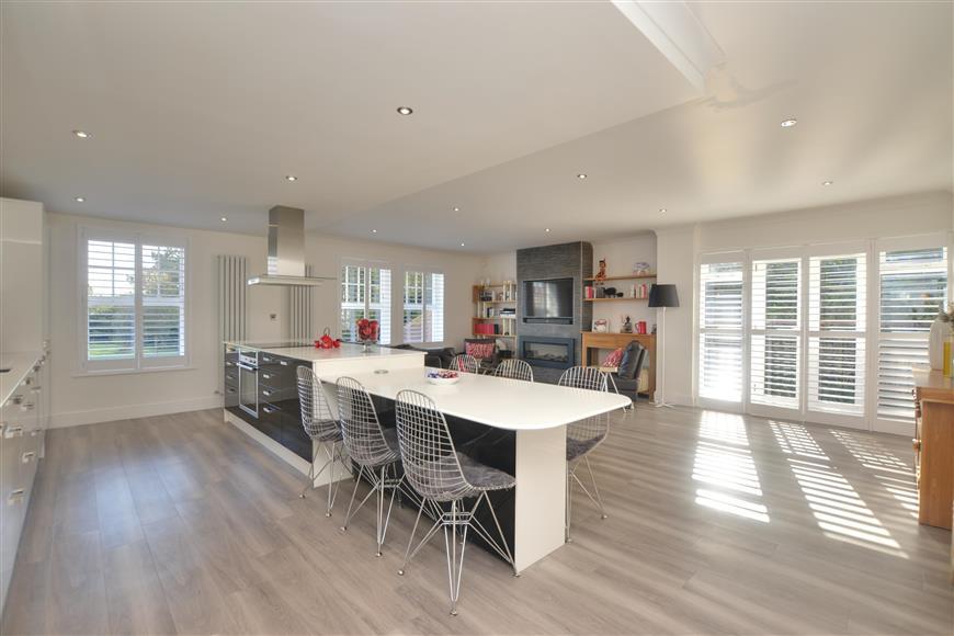 Living/ Kitchen Area