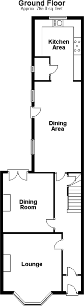 Ground Floor - Use plan