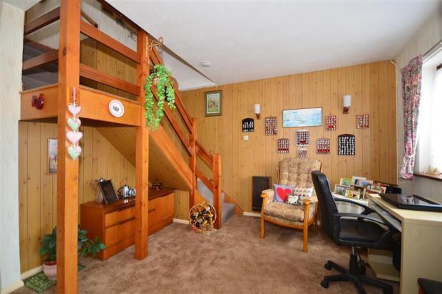 Hallway / Office Space