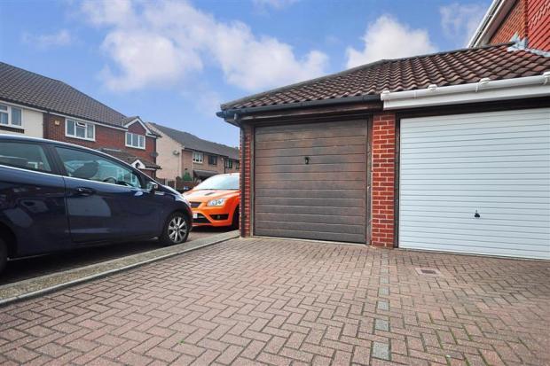 Driveway And Garage