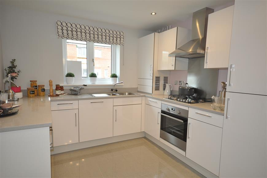 Kitchen (show home example)