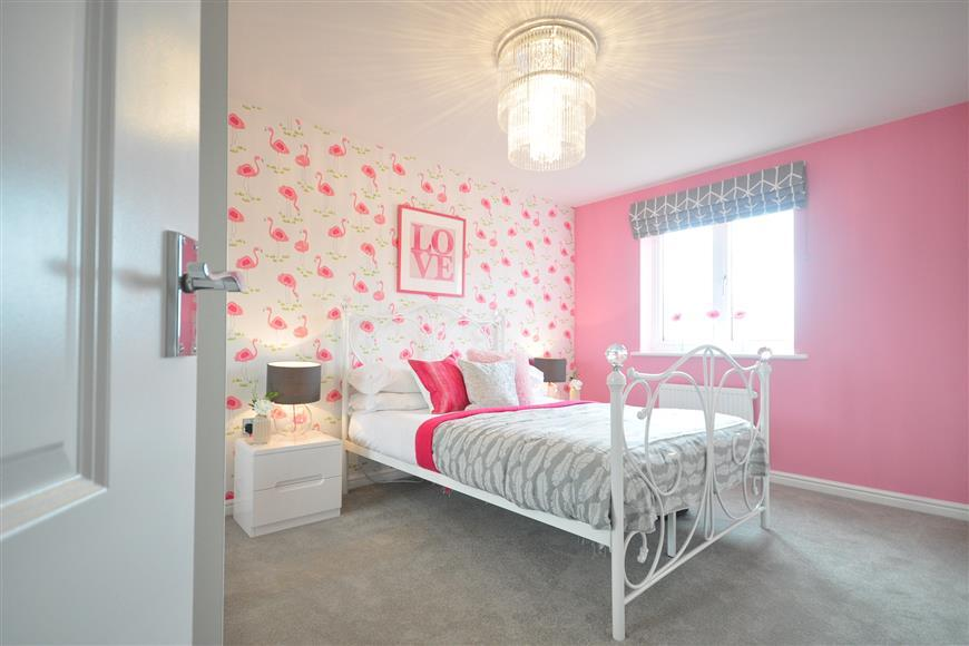 Bedroom 2 (show home example)
