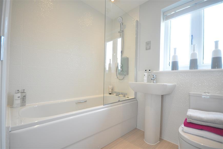 Family Bathroom (show home example)