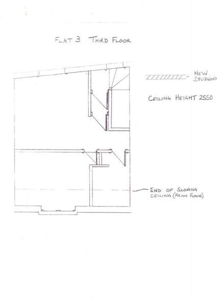 Flat 3 - Floor Plan