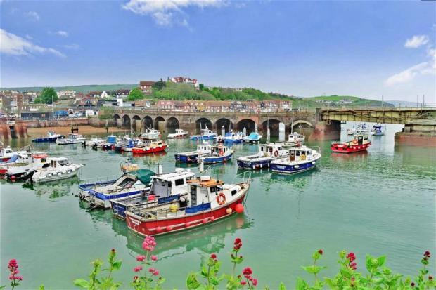 Harbour Area
