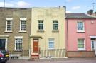 Terraced house in Gillingham, Kent