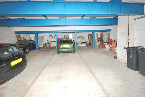 Basement Parking