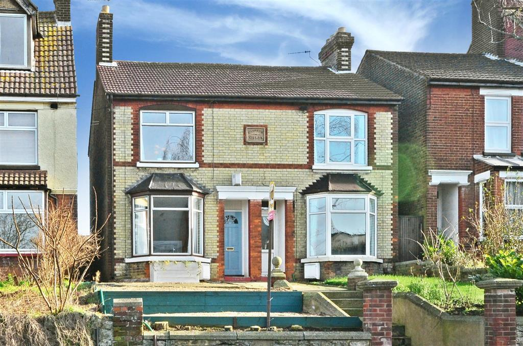 2 Bedroom Semi Detached House For Sale In Loose Road Loose Maidstone Kent